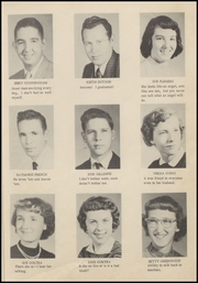 Page 15, 1956 Edition, Collinsville High School - Cardinal Yearbook (Collinsville, OK) online yearbook collection