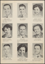 Page 16, 1956 Edition, Collinsville High School - Cardinal Yearbook (Collinsville, OK) online yearbook collection