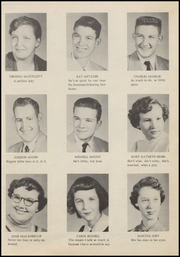 Page 17, 1956 Edition, Collinsville High School - Cardinal Yearbook (Collinsville, OK) online yearbook collection