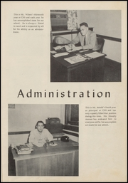 Page 9, 1956 Edition, Collinsville High School - Cardinal Yearbook (Collinsville, OK) online yearbook collection