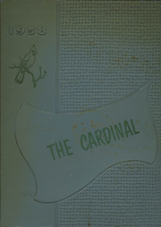 1958 Edition, Collinsville High School - Cardinal Yearbook (Collinsville, OK)
