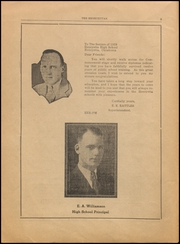 Page 4, 1940 Edition, Henryetta High School - Squab Yearbook (Henryetta, OK) online yearbook collection