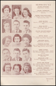 Page 10, 1945 Edition, Henryetta High School - Squab Yearbook (Henryetta, OK) online yearbook collection