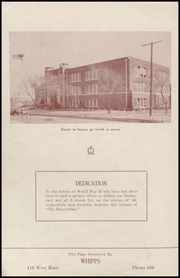 Page 4, 1945 Edition, Henryetta High School - Squab Yearbook (Henryetta, OK) online yearbook collection