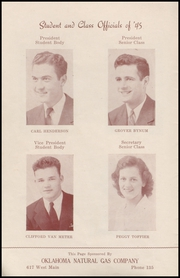 Page 6, 1945 Edition, Henryetta High School - Squab Yearbook (Henryetta, OK) online yearbook collection