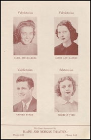 Page 7, 1945 Edition, Henryetta High School - Squab Yearbook (Henryetta, OK) online yearbook collection