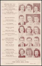 Page 9, 1945 Edition, Henryetta High School - Squab Yearbook (Henryetta, OK) online yearbook collection