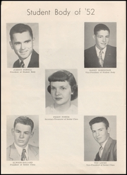 Page 10, 1952 Edition, Henryetta High School - Squab Yearbook (Henryetta, OK) online yearbook collection