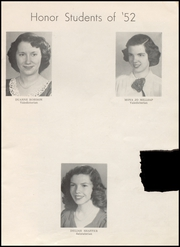 Page 11, 1952 Edition, Henryetta High School - Squab Yearbook (Henryetta, OK) online yearbook collection