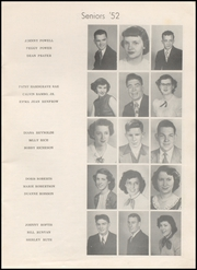 Page 15, 1952 Edition, Henryetta High School - Squab Yearbook (Henryetta, OK) online yearbook collection