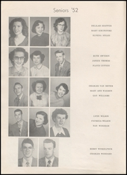 Page 16, 1952 Edition, Henryetta High School - Squab Yearbook (Henryetta, OK) online yearbook collection