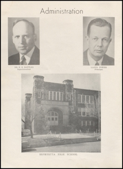 Page 6, 1952 Edition, Henryetta High School - Squab Yearbook (Henryetta, OK) online yearbook collection
