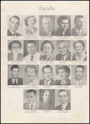 Page 8, 1952 Edition, Henryetta High School - Squab Yearbook (Henryetta, OK) online yearbook collection