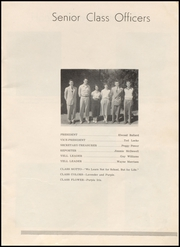Page 9, 1952 Edition, Henryetta High School - Squab Yearbook (Henryetta, OK) online yearbook collection
