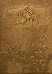 Page 1, 1953 Edition, Bristow High School - Log Yearbook (Bristow, OK) online yearbook collection