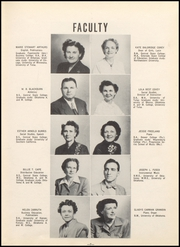 Page 11, 1953 Edition, Bristow High School - Log Yearbook (Bristow, OK) online yearbook collection