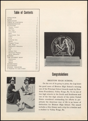 Page 8, 1953 Edition, Bristow High School - Log Yearbook (Bristow, OK) online yearbook collection