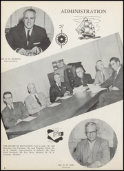 Page 10, 1956 Edition, Bristow High School - Log Yearbook (Bristow, OK) online yearbook collection