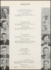 Page 12, 1956 Edition, Bristow High School - Log Yearbook (Bristow, OK) online yearbook collection