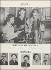 Page 16, 1956 Edition, Bristow High School - Log Yearbook (Bristow, OK) online yearbook collection
