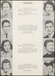 Page 17, 1956 Edition, Bristow High School - Log Yearbook (Bristow, OK) online yearbook collection