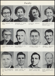 Page 12, 1958 Edition, Bristow High School - Log Yearbook (Bristow, OK) online yearbook collection