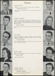 Page 15, 1958 Edition, Bristow High School - Log Yearbook (Bristow, OK) online yearbook collection