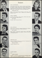 Page 16, 1958 Edition, Bristow High School - Log Yearbook (Bristow, OK) online yearbook collection