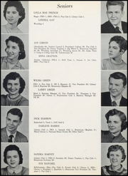 Page 17, 1958 Edition, Bristow High School - Log Yearbook (Bristow, OK) online yearbook collection