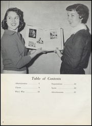 Page 6, 1958 Edition, Bristow High School - Log Yearbook (Bristow, OK) online yearbook collection