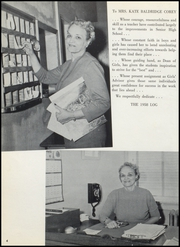 Page 8, 1958 Edition, Bristow High School - Log Yearbook (Bristow, OK) online yearbook collection