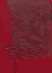 Skiatook High School - Bulldog Yearbook (Skiatook, OK) online yearbook collection, 1947 Edition, Page 1
