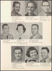 Page 11, 1957 Edition, Skiatook High School - Bulldog Yearbook (Skiatook, OK) online yearbook collection