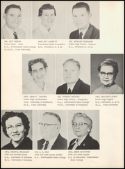 Page 12, 1957 Edition, Skiatook High School - Bulldog Yearbook (Skiatook, OK) online yearbook collection