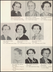 Page 13, 1957 Edition, Skiatook High School - Bulldog Yearbook (Skiatook, OK) online yearbook collection