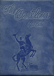 Marlow High School - Outlaw Yearbook (Marlow, OK) online yearbook collection, 1955 Edition, Page 1