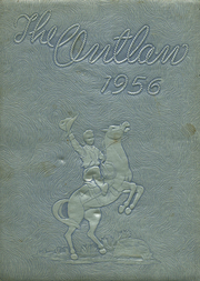 Marlow High School - Outlaw Yearbook (Marlow, OK) online yearbook collection, 1956 Edition, Page 1