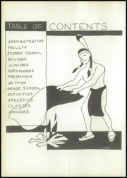 Page 10, 1956 Edition, Stilwell High School - Indian Yearbook (Stilwell, OK) online yearbook collection