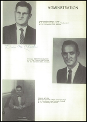 Page 11, 1956 Edition, Stilwell High School - Indian Yearbook (Stilwell, OK) online yearbook collection