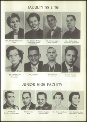 Page 13, 1956 Edition, Stilwell High School - Indian Yearbook (Stilwell, OK) online yearbook collection