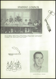 Page 14, 1956 Edition, Stilwell High School - Indian Yearbook (Stilwell, OK) online yearbook collection