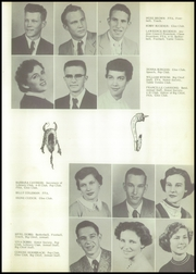 Page 17, 1956 Edition, Stilwell High School - Indian Yearbook (Stilwell, OK) online yearbook collection