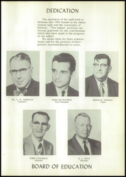 Page 9, 1956 Edition, Stilwell High School - Indian Yearbook (Stilwell, OK) online yearbook collection