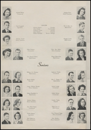 Page 14, 1945 Edition, Idabel High School - Tushka Yearbook (Idabel, OK) online yearbook collection