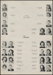 Page 15, 1945 Edition, Idabel High School - Tushka Yearbook (Idabel, OK) online yearbook collection