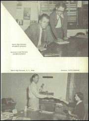 Page 11, 1955 Edition, Idabel High School - Tushka Yearbook (Idabel, OK) online yearbook collection