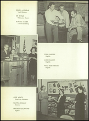 Page 12, 1955 Edition, Idabel High School - Tushka Yearbook (Idabel, OK) online yearbook collection