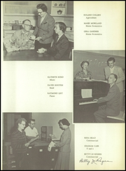 Page 13, 1955 Edition, Idabel High School - Tushka Yearbook (Idabel, OK) online yearbook collection