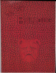 1954 Edition, Sulphur High School - Bulldog Yearbook (Sulphur, OK)
