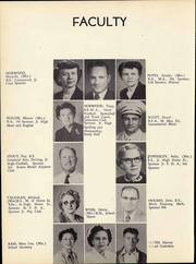Page 12, 1954 Edition, Sulphur High School - Bulldog Yearbook (Sulphur, OK) online yearbook collection